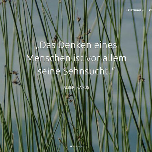 Website | Psychotherapeutsiche Privatpraxis Jindriska Skopec