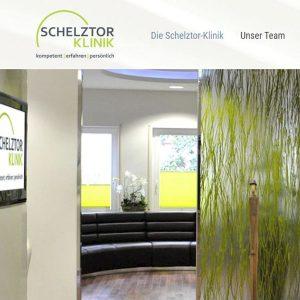 Website | Schelztor-Klinik Esslingen GmbH