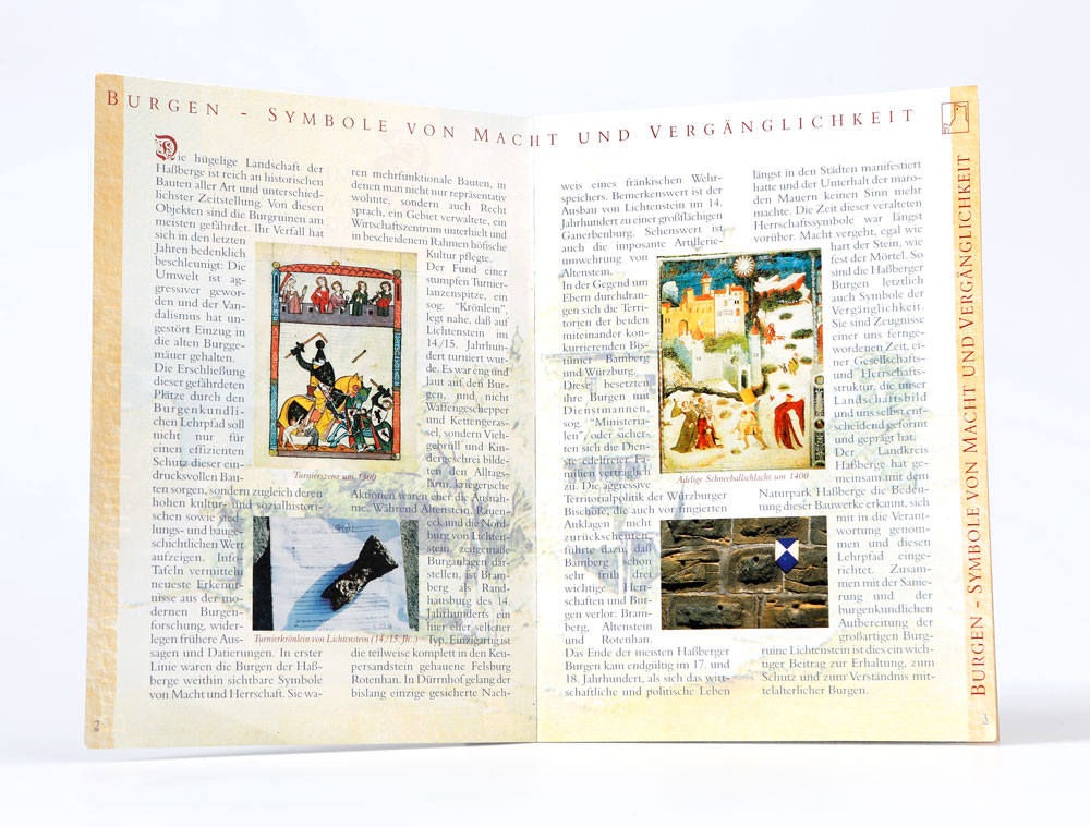 Broschüre | Landkreis Haßberge