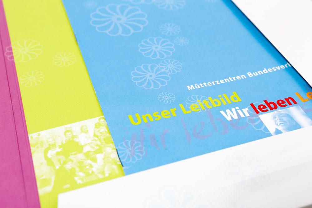 Corporate Design | Bundesverband der Mütterzentren e.V.