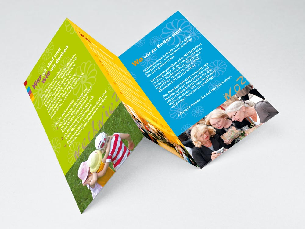 Flyer | Bundesverband der Mütterzentren e.V.