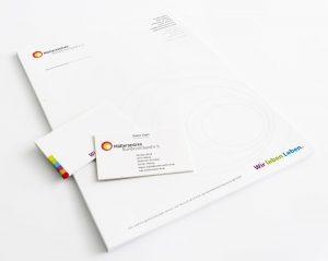 Logo, Briefbogen, Visitenkarten | Bundesverband der Mütterzentren e.V.