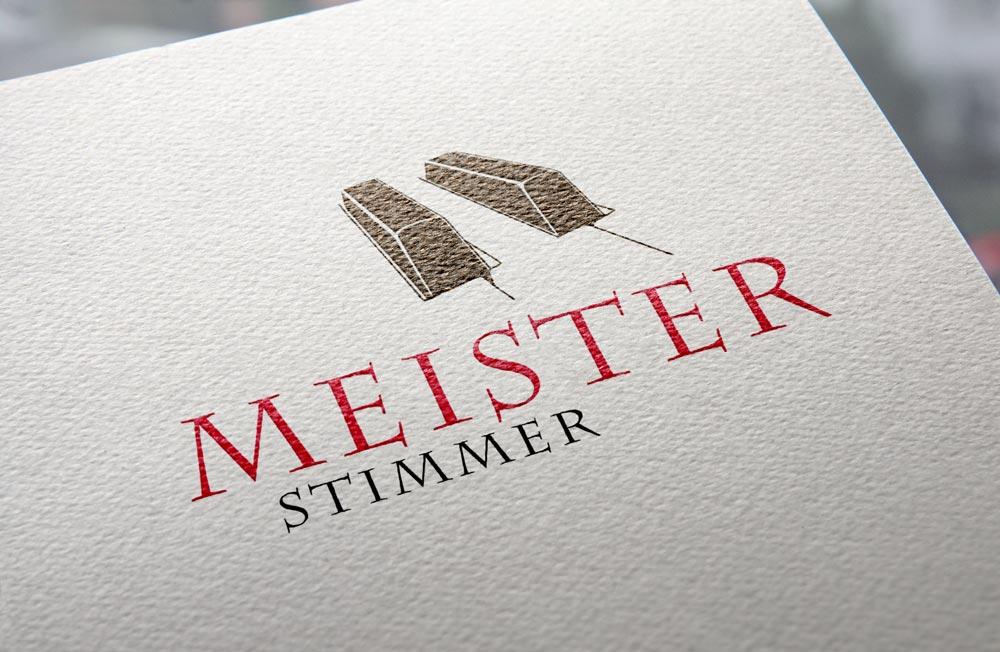 Corporate Design | Meisterstimmer