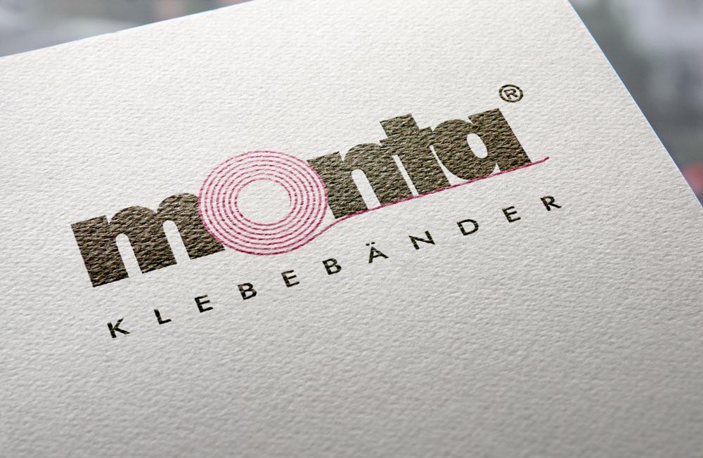 Logo | monta Klebebandwerk GmbH