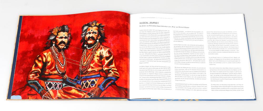 "Katalog | ""Ratnadeep Gopal Adivrekar"" für Galerie Mukadam"