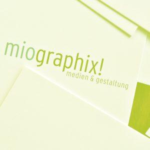 miographix! Berlin Angebot Reinzeichnung & Druckvorstufe