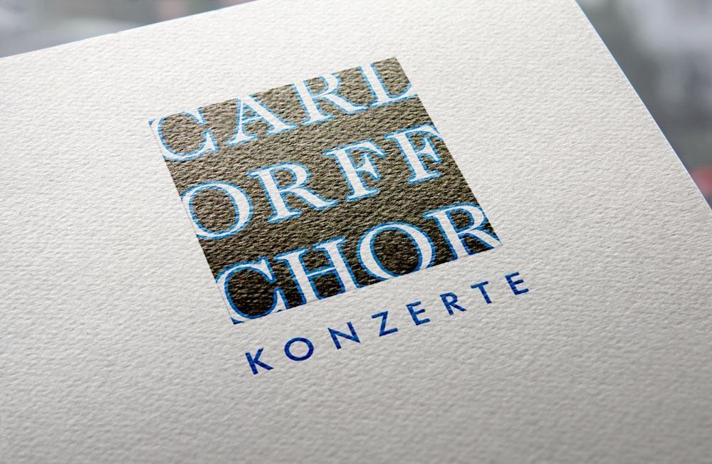 Logo | Carl Orff Chor