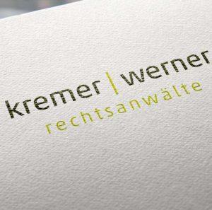 Logo | Kremer & Werner Rechtsanwälte