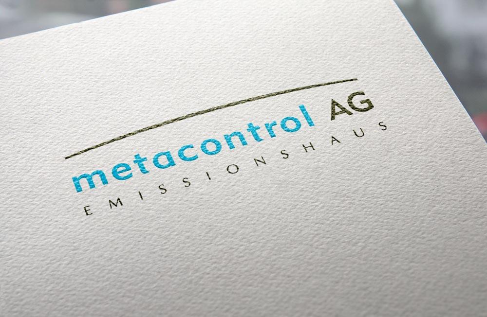 Logo | metacontrol AG Emissionshaus