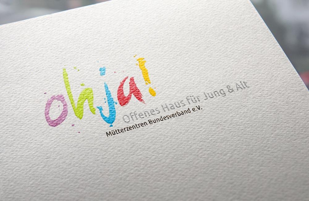Logo | Offenes Haus für Jung & Alt | Bundesverband der Mütterzentren e.V.