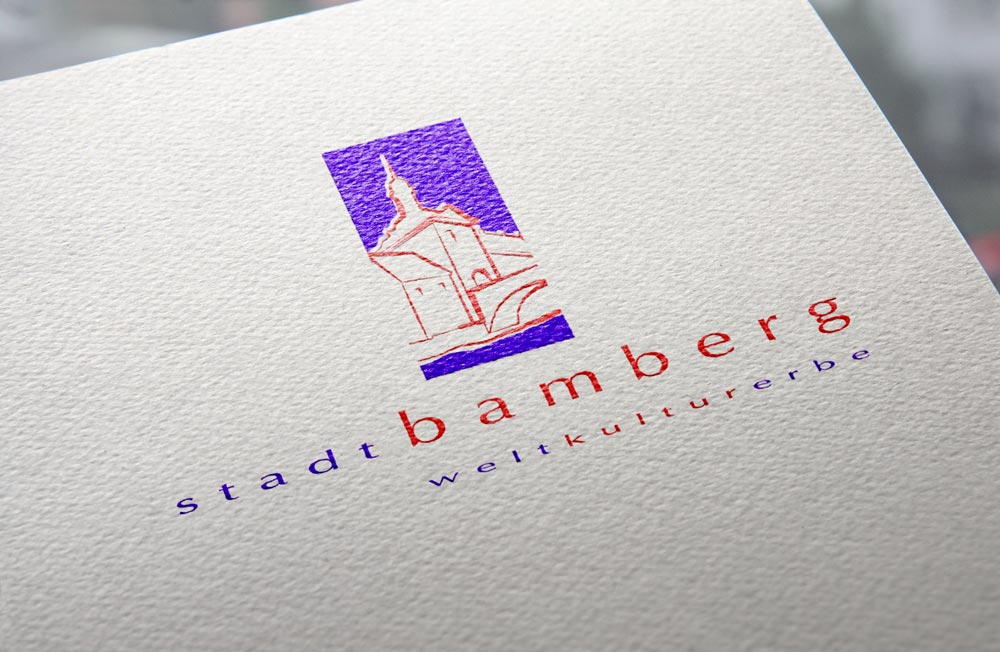 Logo | Stadt Bamberg (Wettbewerbsentwurf)