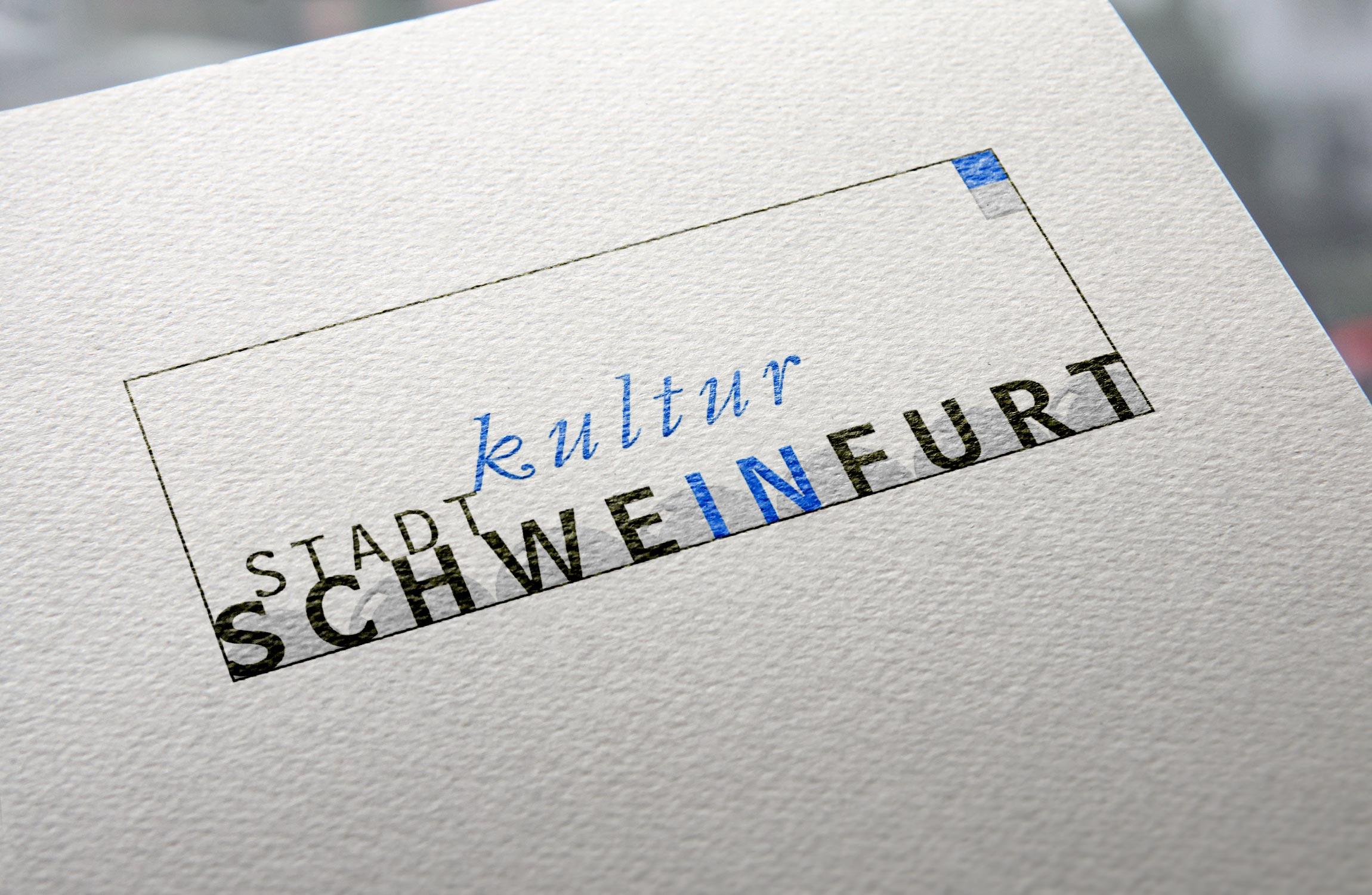Logo | Stadtlkultur Schweinfurth (Wettbewerbsentwurf)