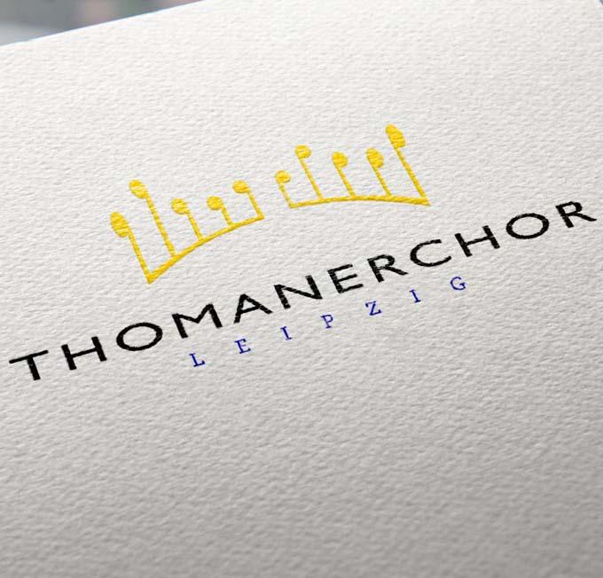 Logo | Thomanerchor Leipzig