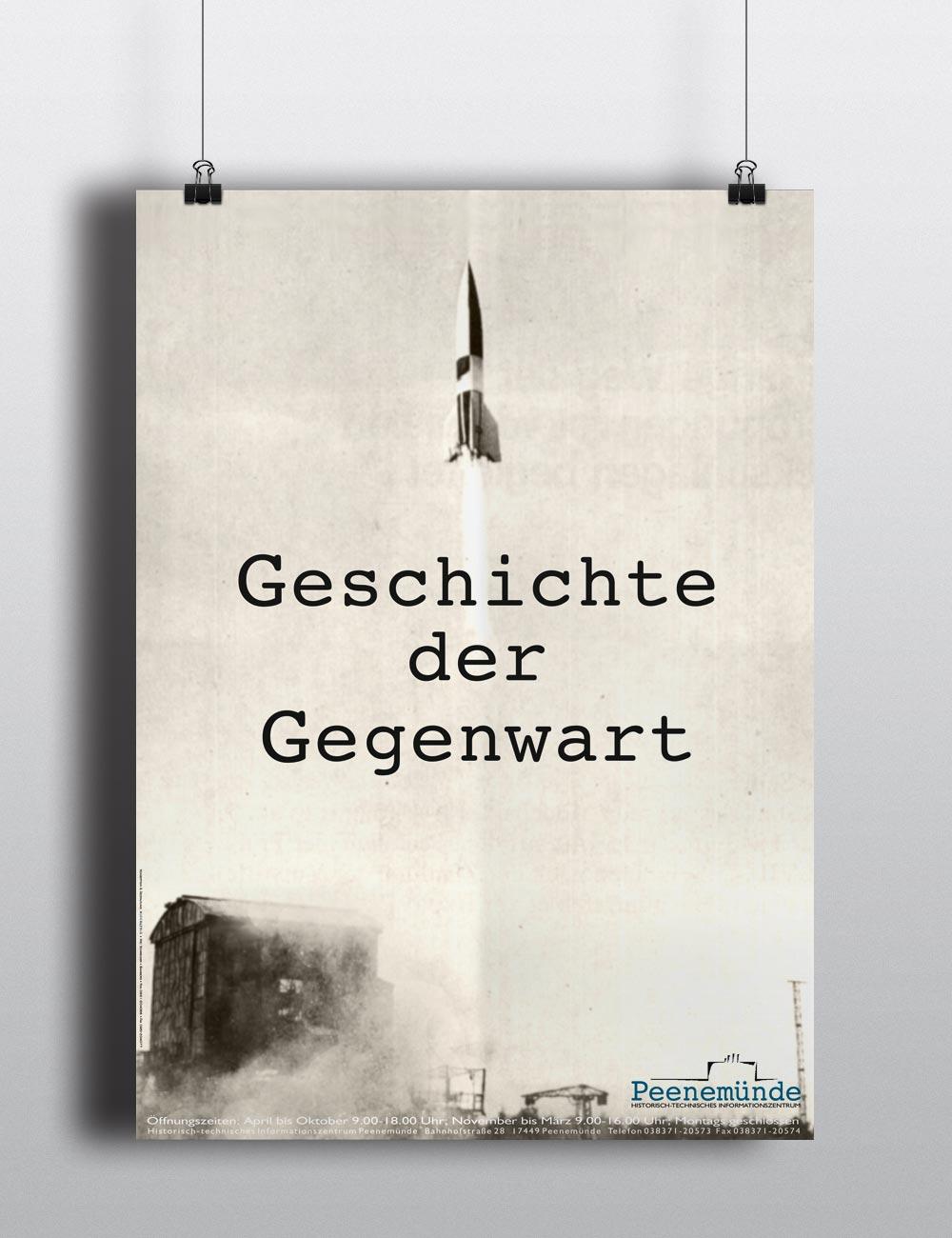 Plakatserie | Historisch-Technisches Museum Peenemünde