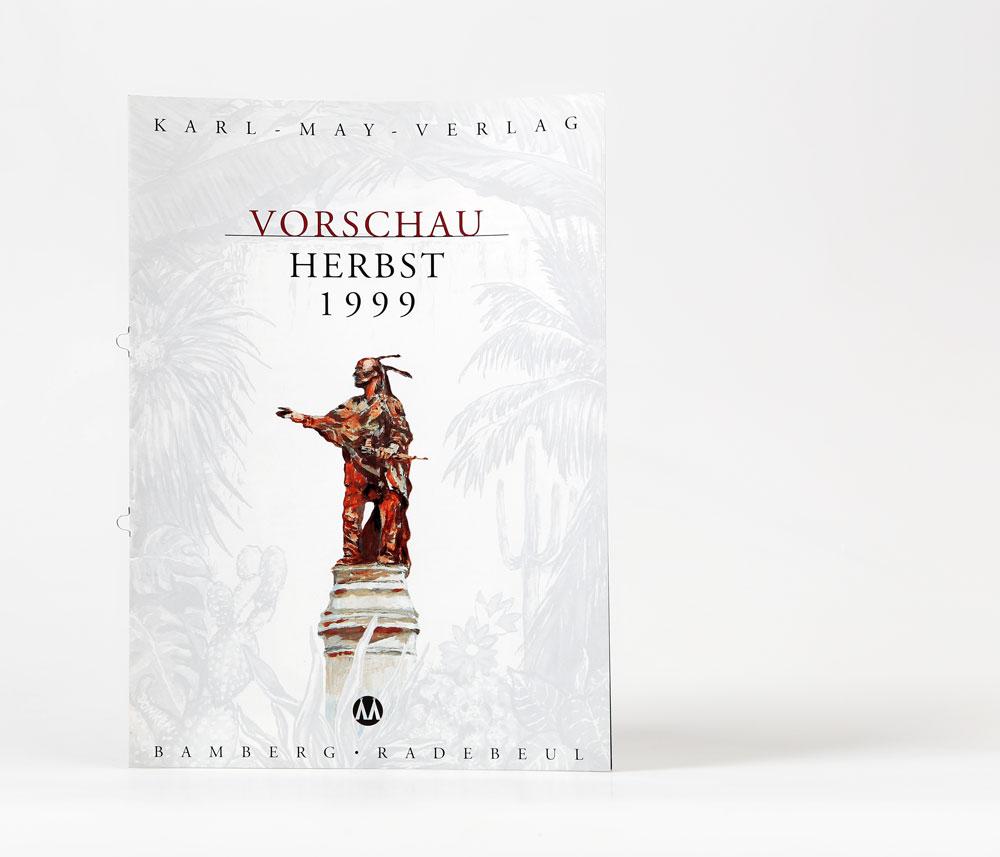 Verlagsbroschüre | Karl-May-Verlag Bamberg Radebeul